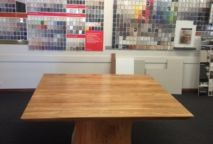 Marri Dining Table - square solid timber